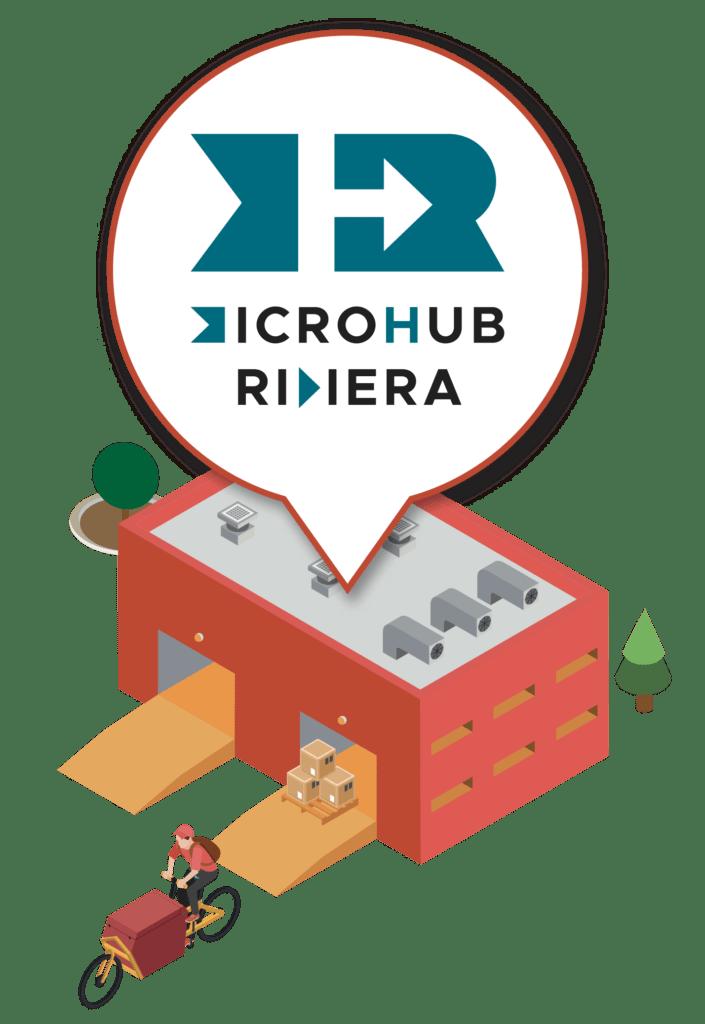 Microhub Batiment